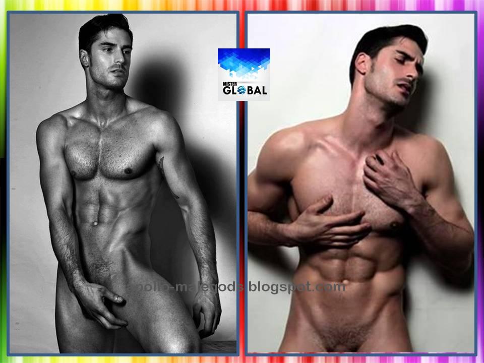 myanmar male model nude image