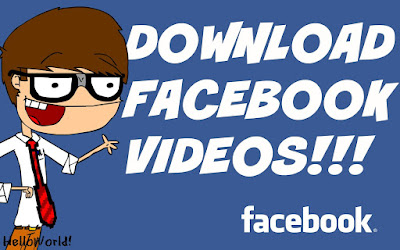 how to download the facebook videos