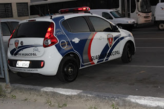 ABSURDO - Viaturas da Guarda Municipal de Criciúma (SC) são recolhidas