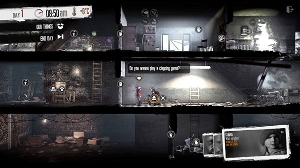 This War of Mine The Little Ones PC Game
