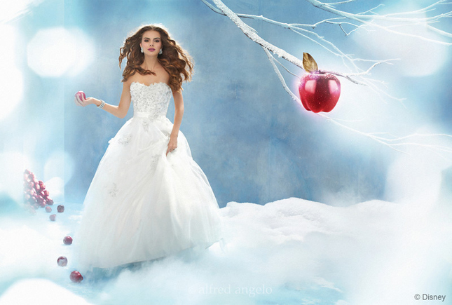 Modern Fairy Tale Princess Wedding Dresses - Part 1 - Belle The Magazine