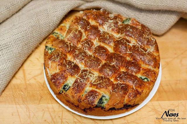 Torta rustica Food