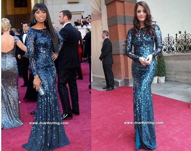 aishwarya rai and jennifer hudsun