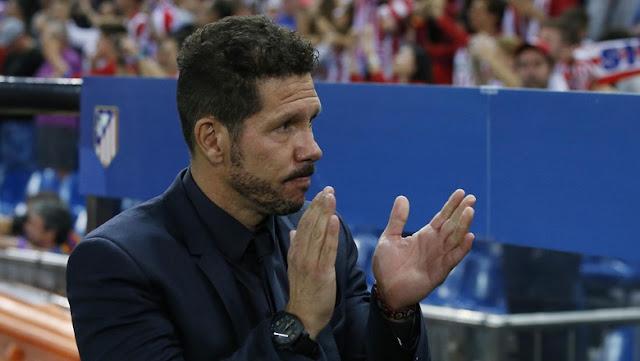 Terjepit, Simeone Belum Menyerah Kejar Tiket Final Copa del Rey