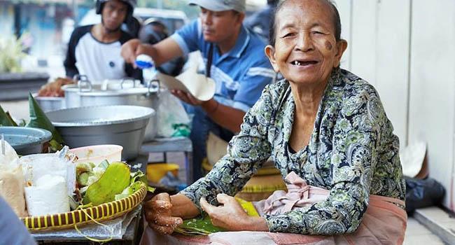 Lupis Mbah Satinem, Legendnya Lupis Dari Yogyakarta