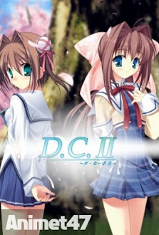 Da Capo II Second Season -  2008 Poster