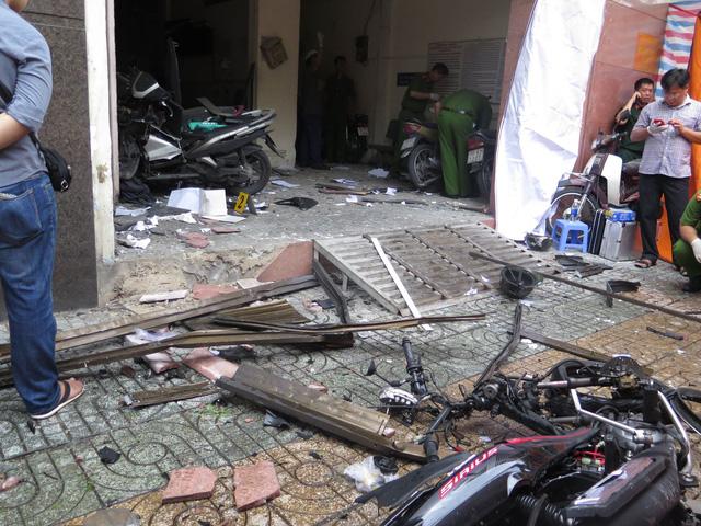 Bắt 7 đối tượng khủng bố trụ sở công an phường tại TP.HCM