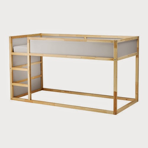 Bunk beds for toddlers beliches para crian as pequenas - Cama pequena ikea ...