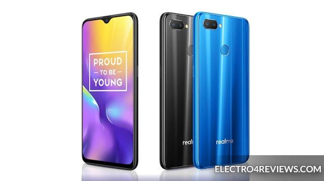 Oppo Realme U1 Officially disclosed   Electro4reviews.com