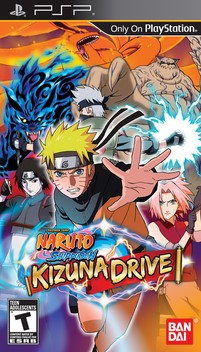 Download Naruto Shipudden: Kizuna Drive CSO PPSSPP High Compress