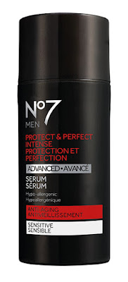 No7 Men Protect & Perfect Intense Serum ($29.00 x 30 ml)