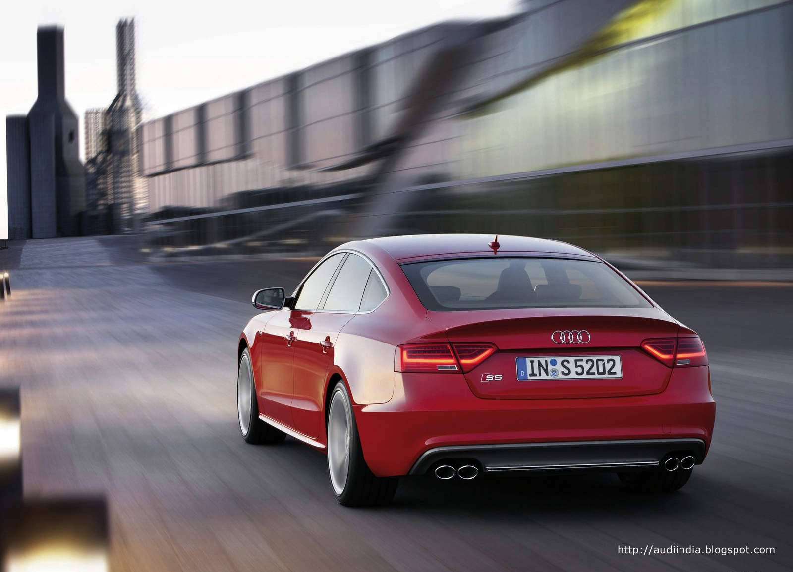 2012 Audi S5 Sportback Technical Specifications Images