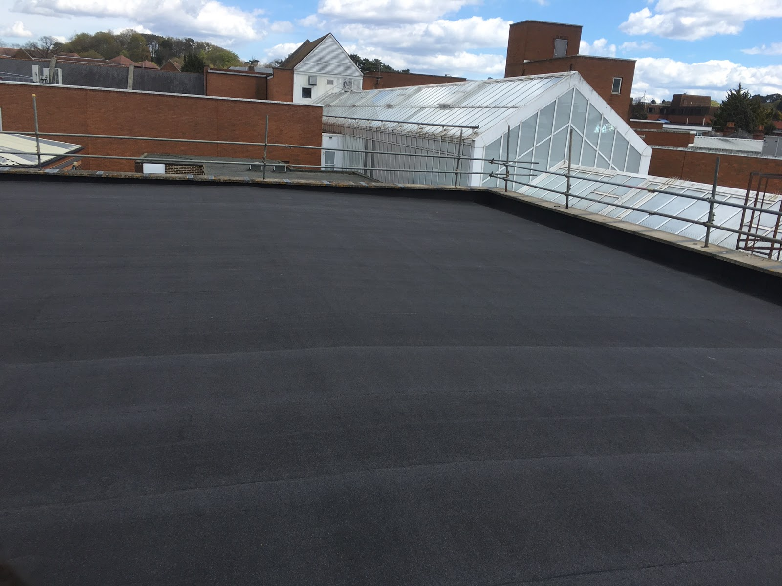 The Roofer Camberley Surrey