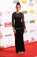 Vennela in Transparent Black Skin Tight Backless Stunning Dress at Mirchi Music Awards South 2017 ~  Exclusive Celebrities Galleries 098.JPG