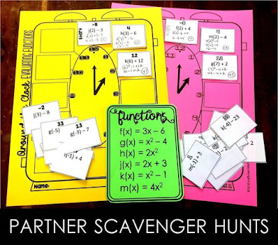 partner scavenger hunts