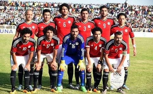 Đội hình Ai Cập tại World Cup năm nay