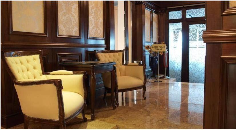 Design interior hotel - Constanta
