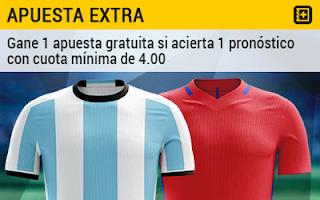 bwin bono 50 euros Argentina vs Chile Copa America 27 junio