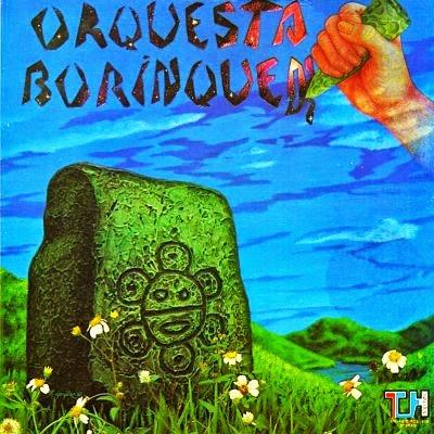 ORQUESTA BORINQUEN - ORQUESTA BORINQUEN (1980)