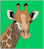 Raffy, the Friendly Giraffe