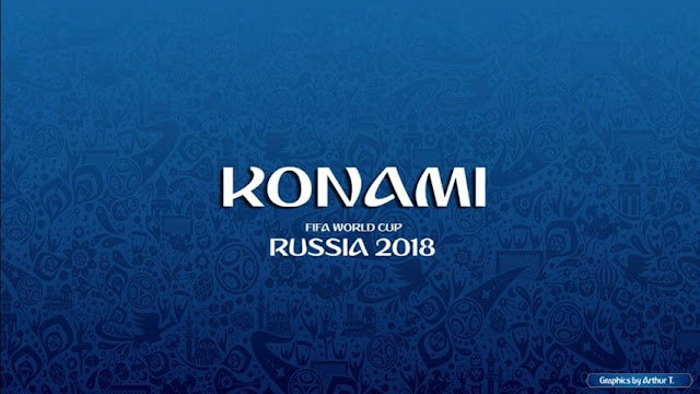 FIFA World Cup Graphics For PES 2018