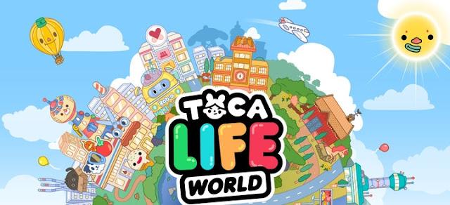 Toca Life World v1.3 Hileli Mod