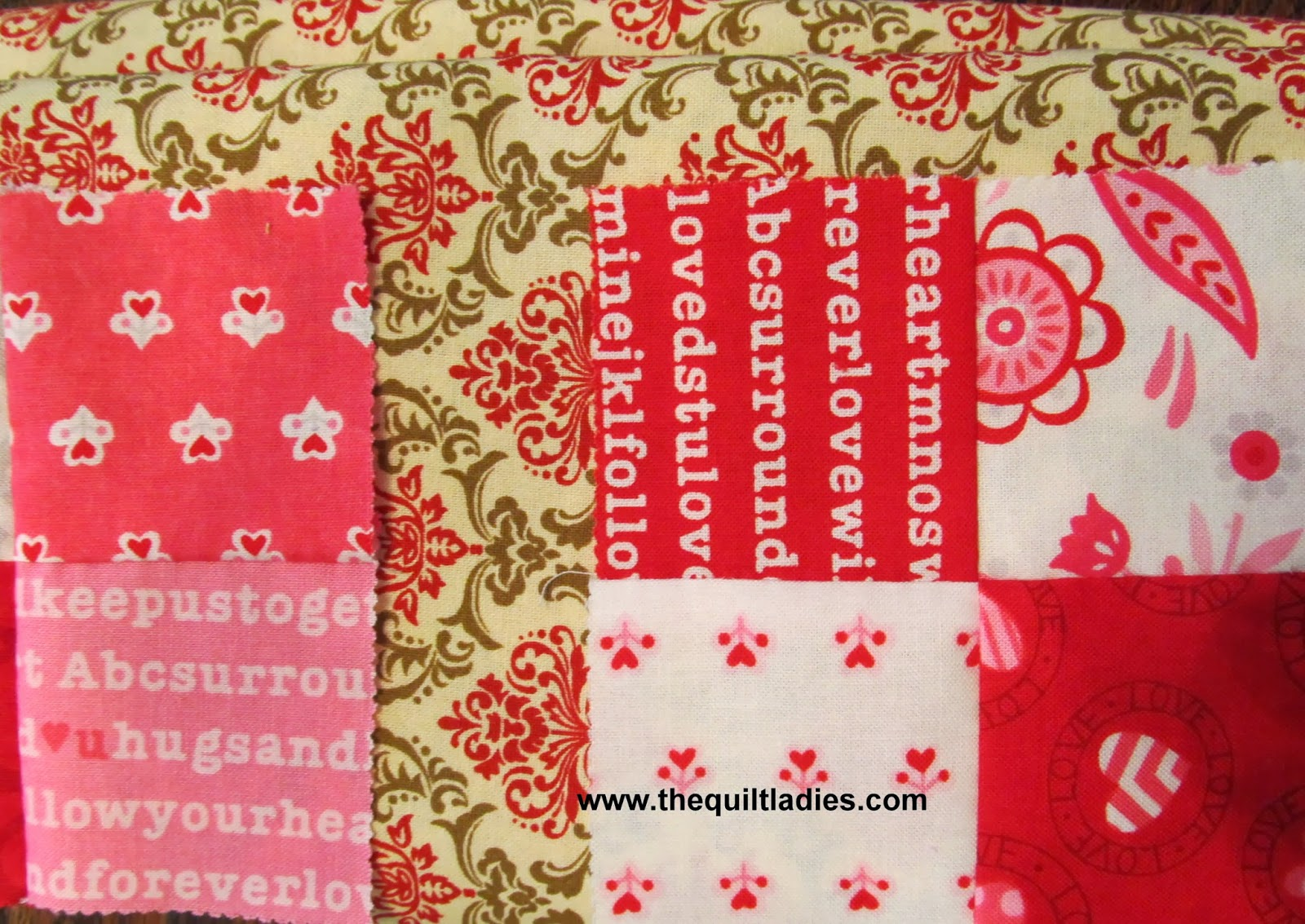 match fabric for quilt borders