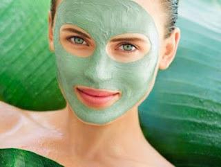 Yosun maskesinin cilde faydaları