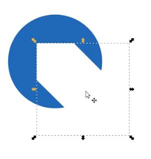 interpolate untuk membuat bayangan material design