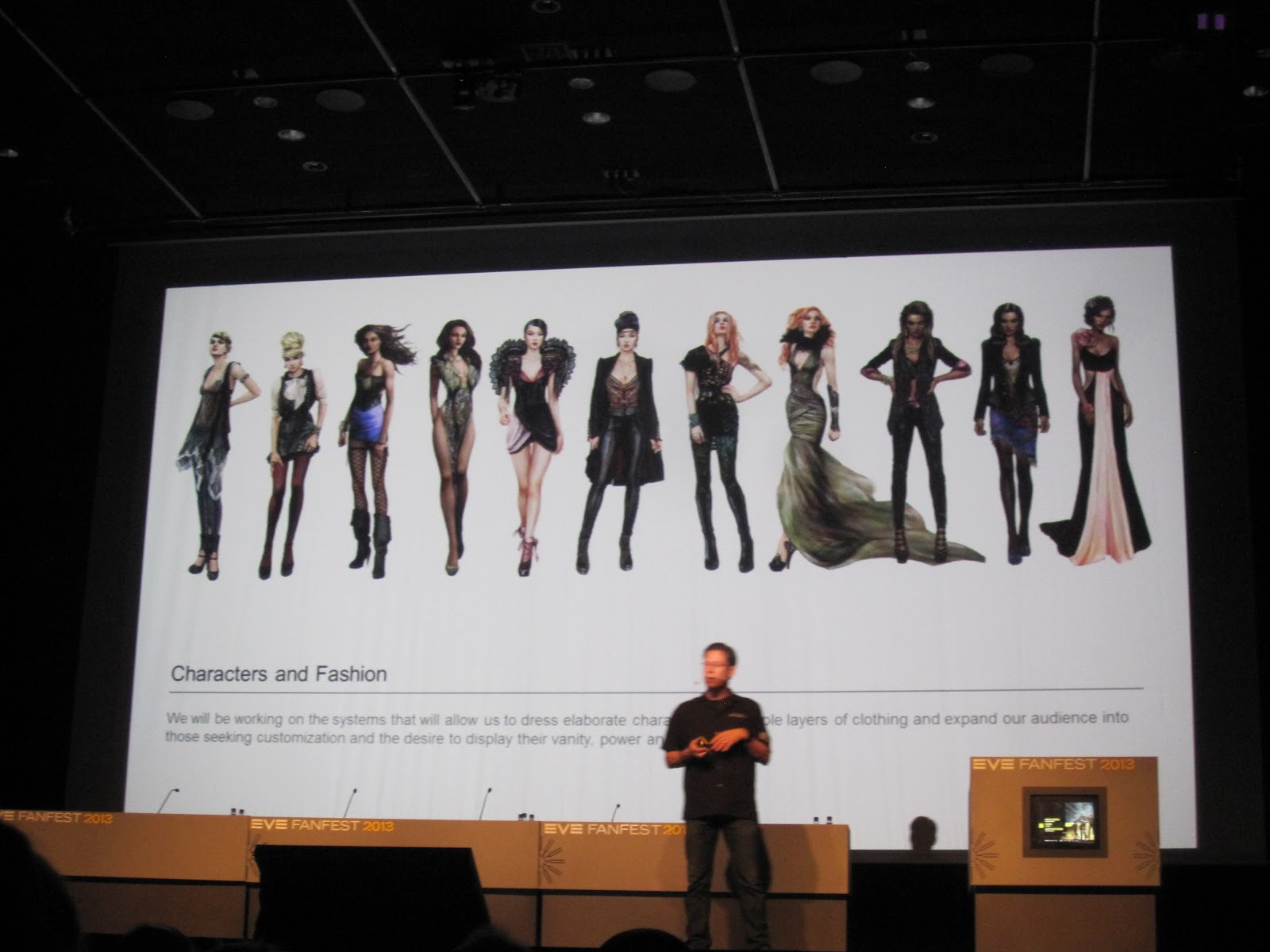Eve online clothing