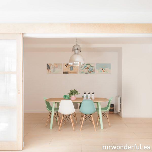 Blog Achados de Decoração, decoração de ateliê estudio, decoração color candy