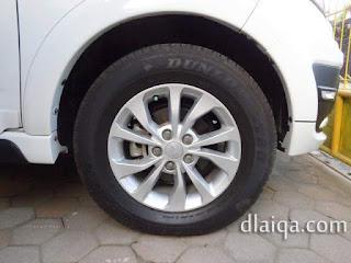 Rotasi Ban Daihatsu Terios