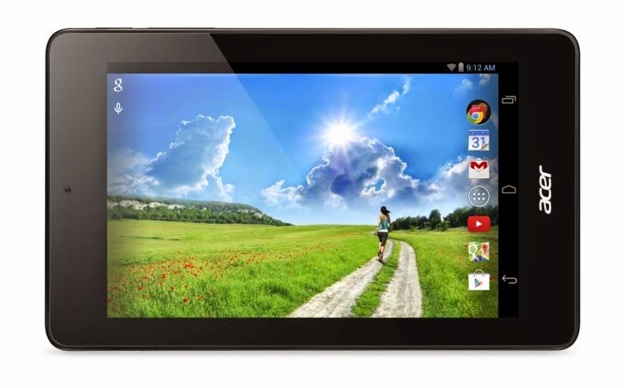 acer, tablet android, Intel Atom, tablet HD, Acer Iconia B1-730