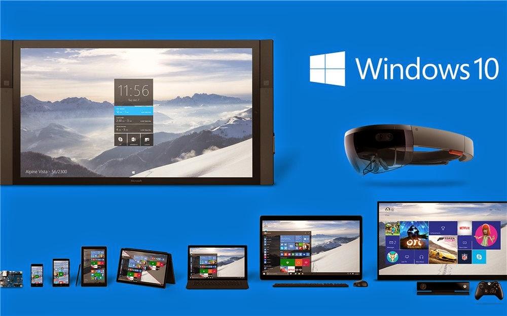 微軟舉辦WinHEC大會,公布Windows 10硬體要求