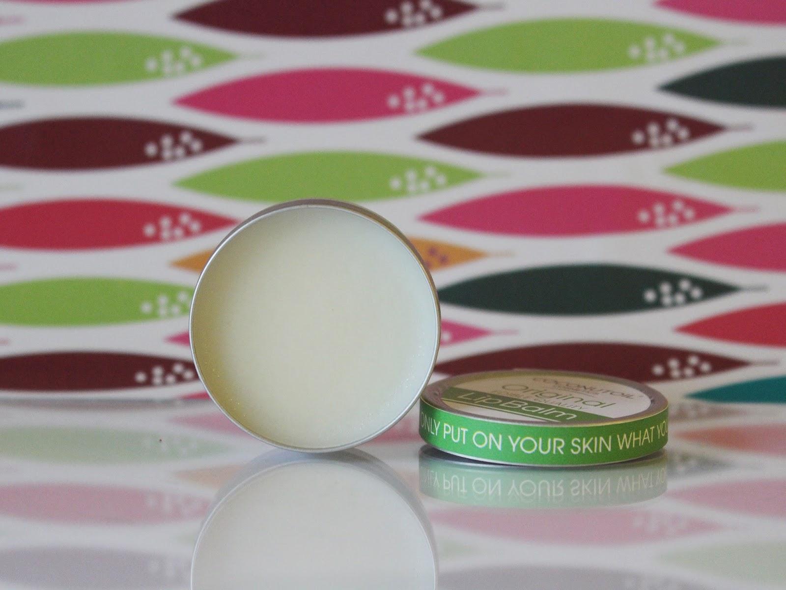 Coconutoil Cosmetics ajakápoló