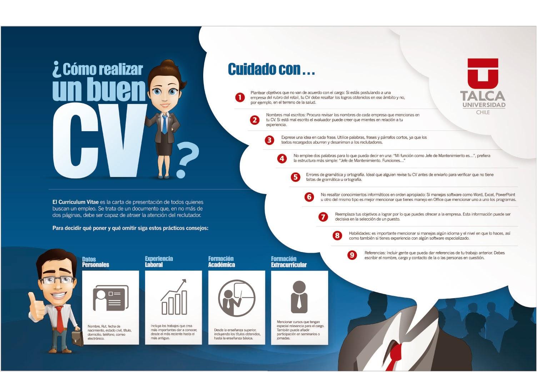 Emplearse Org Plantilla Curriculum Vitae Y Claves Para Su Buena