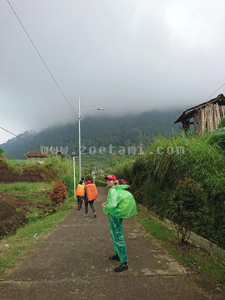 Jalur Pendakian Gunung Andong Magelang