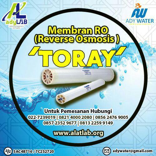 TORAY MEMBRAN RO | JUAL MEMBRAN TORAY | CSM.TORAY.RO | TORAY INDONESIA | Apa Itu Reverse Osmosis | Reverse Osmosis Adalah