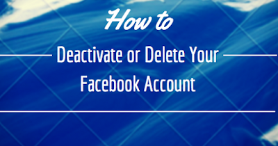 Can U Deactivate or Delete Your Facebook Account?
