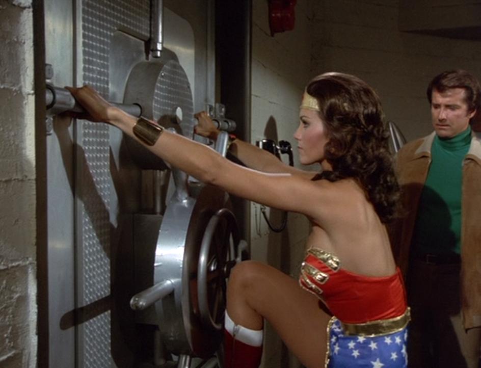 By Ken Levine Wonder Woman My Review: Retrospace: Wonder Woman: S2E3