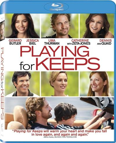 Playing for Keeps 720p HD Español Latino