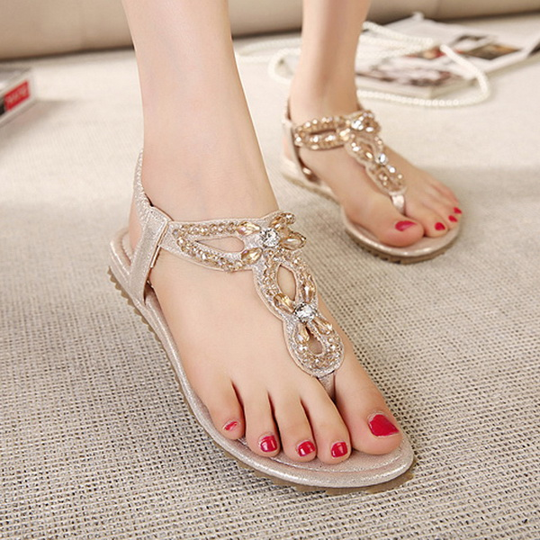 29 Luxurius Improving: 29 Luxury Latest Women Sandals