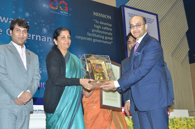 "Baba N. Kalyani conferred with ""ICSI Lifetime Achievement Award"""