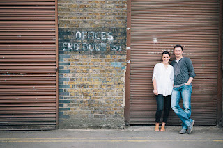 Skin&Tonic London - Sarah&Josh, the founders