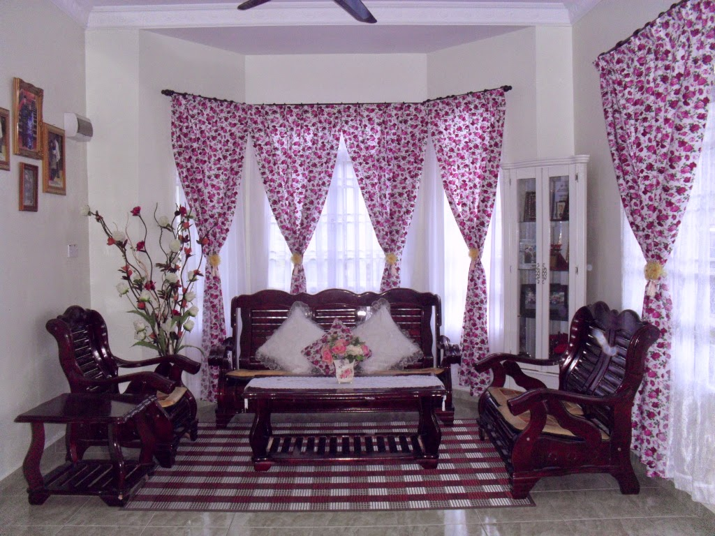 Ruang Tamu Gaya Inggeris