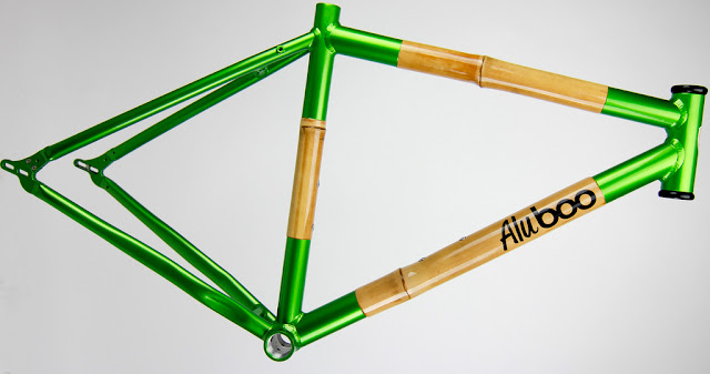 Aluboo Bicycle Frame