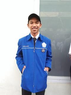 Richard Tobing Siswa SMATK Bethel Jakarta yang Cerdasnya Beda oleh Martin Karakabu