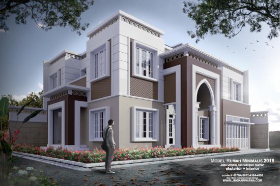 80 Gambar Desain Rumah Timur Tengah Minimalis Terbaik