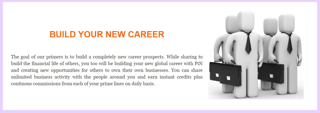 Build Your New Career