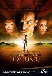 Children of Dune Poster